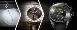 Tag Heuer 1000 Mikrotimer Flying Concept Chronograph, the watch of Records