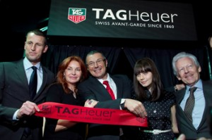 New Tag Heuer watches