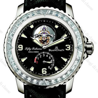 Fifty Fathoms Tourbillon