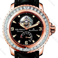 Fifty Fathoms Tourbillon Diamonds