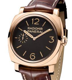 Radiomir 1940 Red Gold - 47 mm