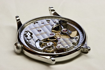 Laurent Ferrier introduces a new caliber of Galet Micro-Rotor