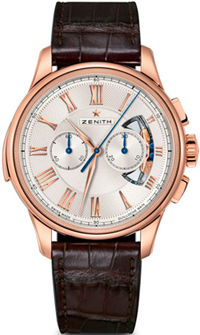 Zenith is watch Academy Minute Repeater