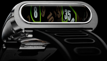 On The Road Again - excellent new HM5 from MB & F