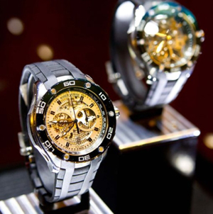 Roger Dubuis - partner Russian Federation of Bobsleigh