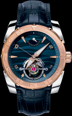 New Pershing Tourbillon Abyss by Parmigiani Fleurier