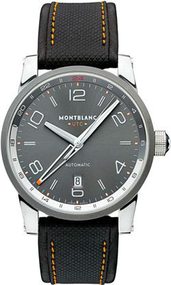 SIHH 2013 TimeWalker Voyager UTC from Montblanc