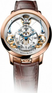 Arnold & Son is a novelty Time Pyramid