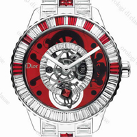 Dior Christal Tourbillon Diamonds and Rubies