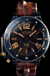 Unicum hours from the company U-Boat - unique personalized novelty