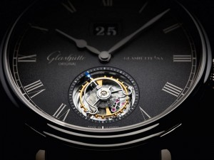 Glashutte Original Senator Tourbillon Baselworld