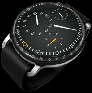Ressence presents new Type 3 mechanical watches are filled with liquid