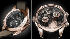 Young watch brand Breva is its first model Genie 01