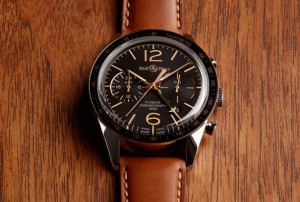 BR 126 Sport Heritage GMT & Flyback from Bell & Ross