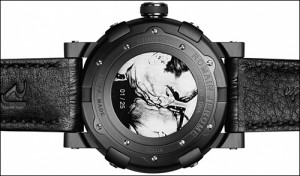 Romain Jerome Watches submitted after the fall of the Berlin Wall 1