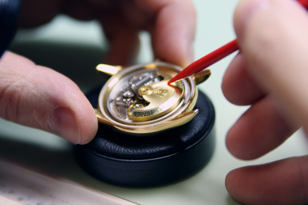 Maintenance of Rolex Watches